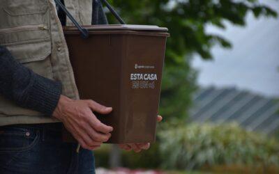 Logroño pone en funcionamiento hoy la recogida de la orgánica